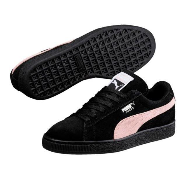 Cheap Puma Suede Classic Women Sneakers Puma Black Pearlpuma Black Pearl