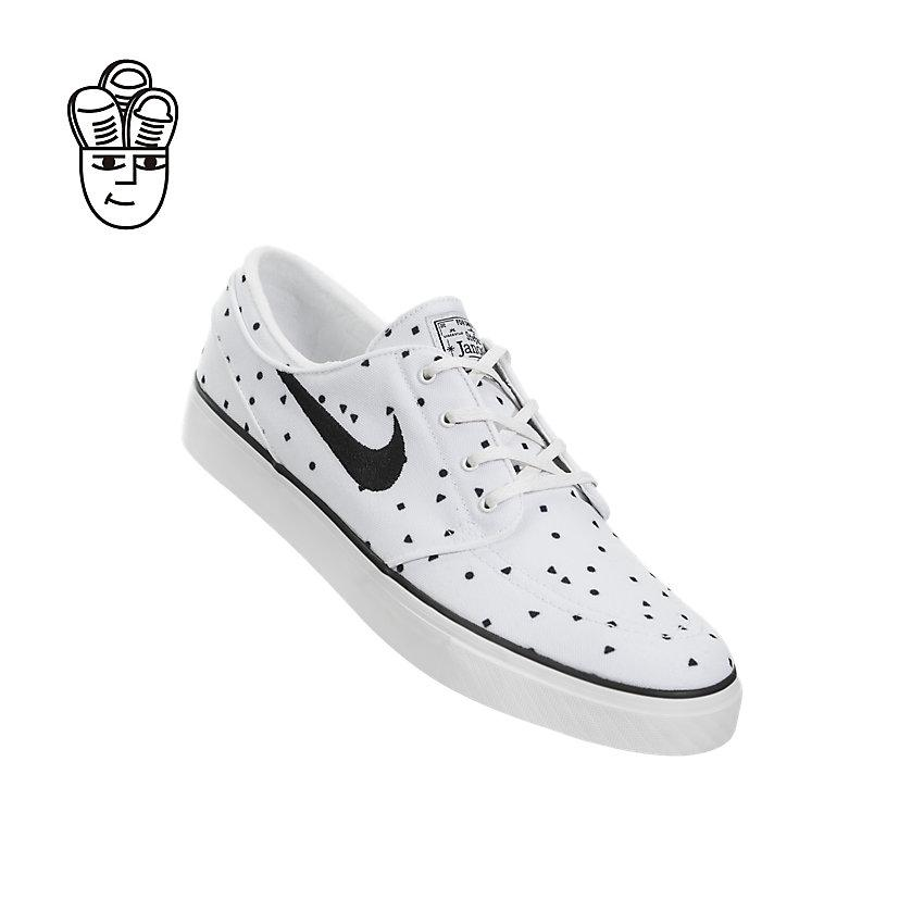 buy online 4d94b 67a37 Nike SB Zoom Stefan Janoski Canvas Premium Skateboard Shoe Men 705190-100  -SH