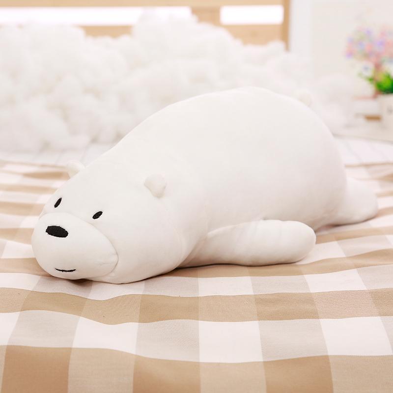Three Soft Female Bear Polar Bear In Stock