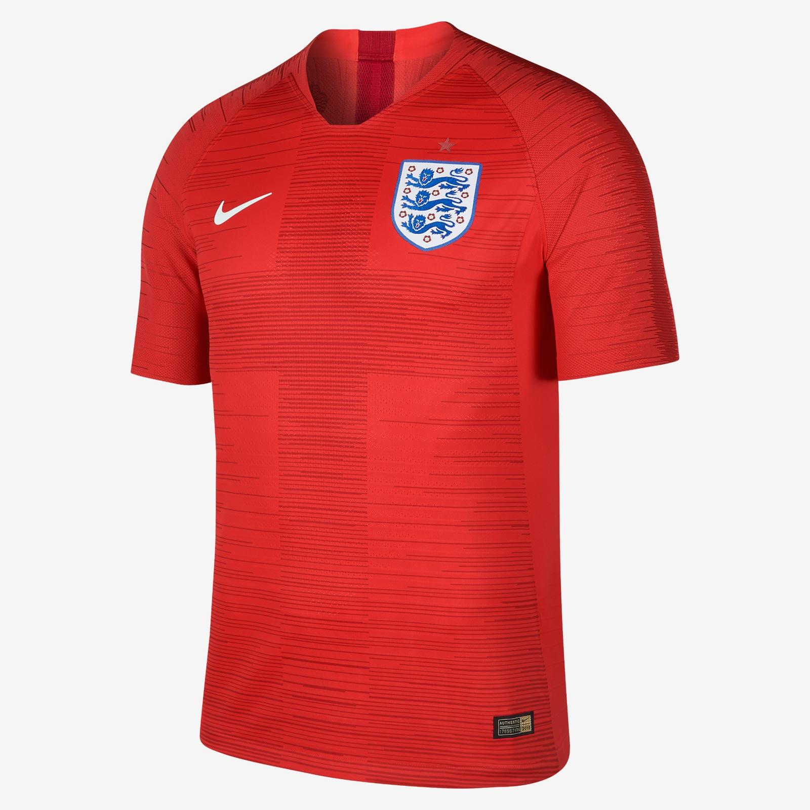 Price Top Quality England National Team 2018 World Cup Home And Away Football Jersey On Singapore
