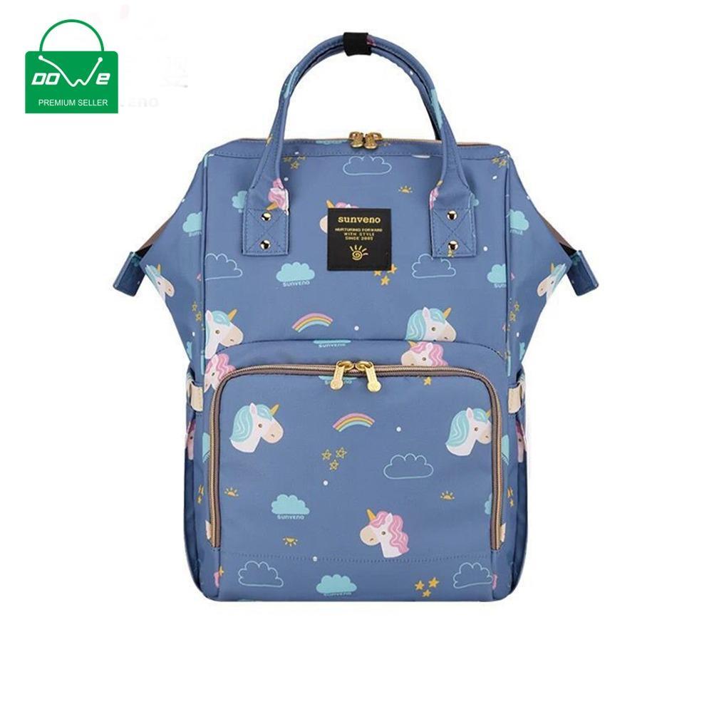Buy Sunveno Mummy Nappy Bag Brand Large Capacity Baby Bag Travel Backpack Multifunctional Mummy Backpack Diaper Bag Intl On China