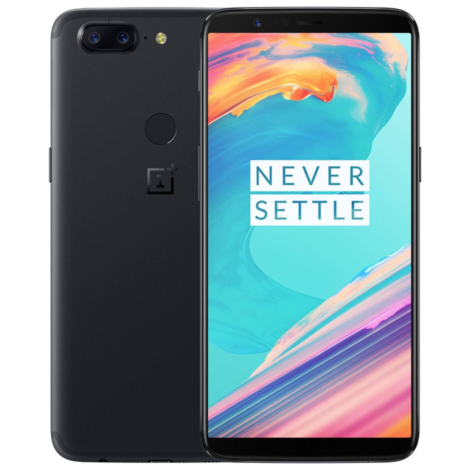 Compare Price Oneplus 5T Midnight Black 8Gb Ram 128Gb Rom Brand New Local Set Oneplus On Singapore