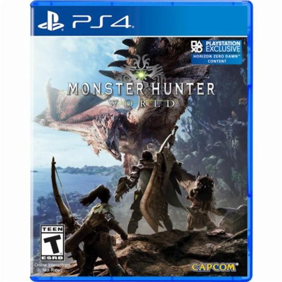 Get The Best Price For Monster Hunter World Ps4 Include Dlc