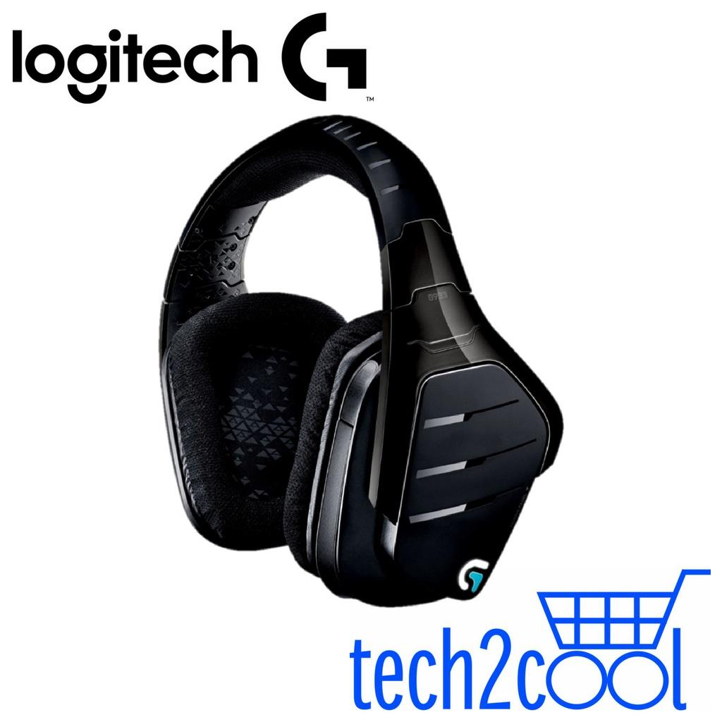 Logitech G933 Artemis Spectrum Wireless 7.1 Surround Sound Gaming Headset #Promotion #AtLeast20PercentOff