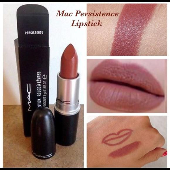 Image result for mac lipstick persistence