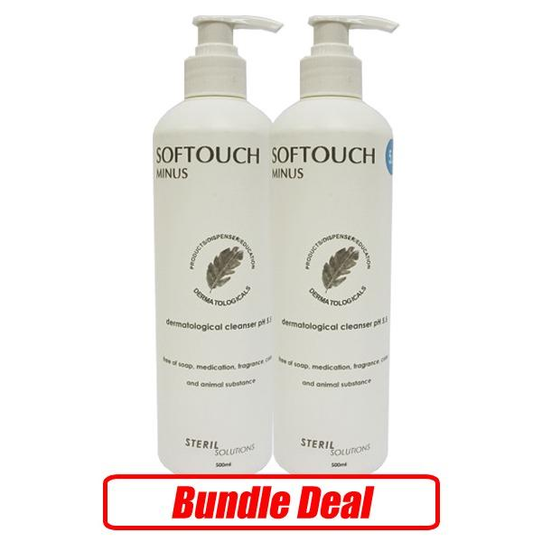 Compare Price Steril Medical Softouch Minus Handwash Body Shampoo 500Ml Bundle Of 2 Steril Medical On Singapore