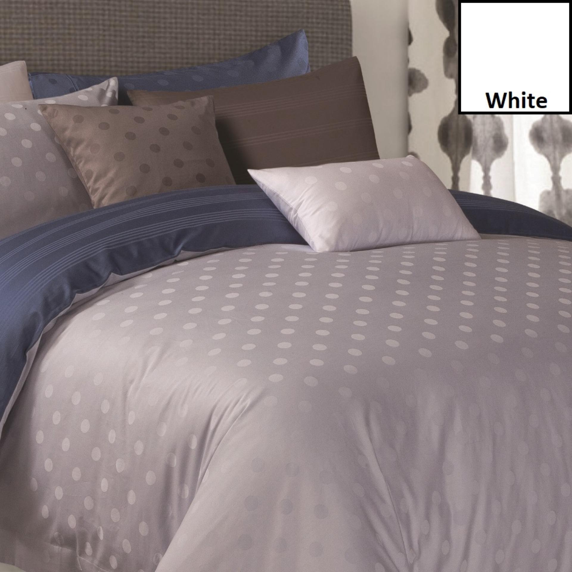 AKEMI Cotton Select Affinity - Dotta Nolan (White / Bolster Case)