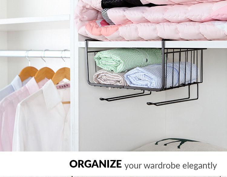 Wire Hanging Basket / Rack / Cabinet