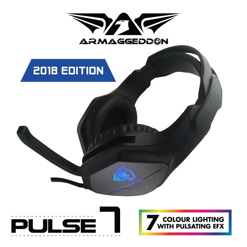 Price Comparison For Armaggeddon Pulse 7 Percise 2 1 Stereo Gaming Headset