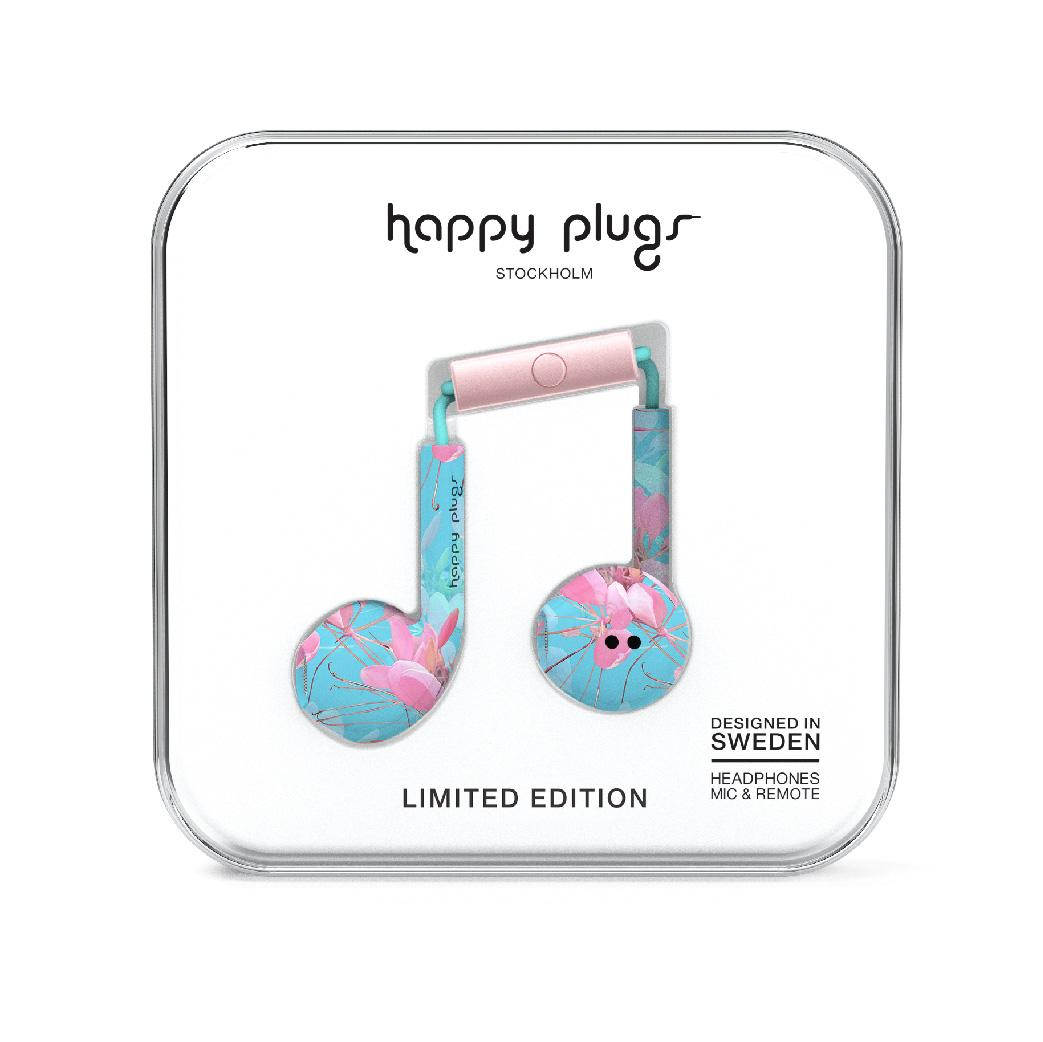 Purchase Happy Plugs Earbud Plus Botanica Exotica