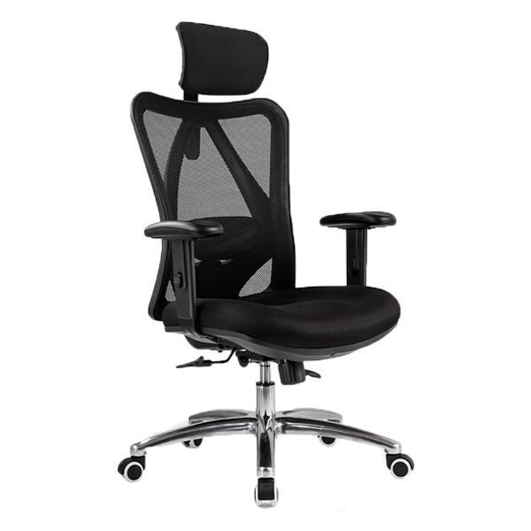 M16 Office Chair Plus (Black) Singapore