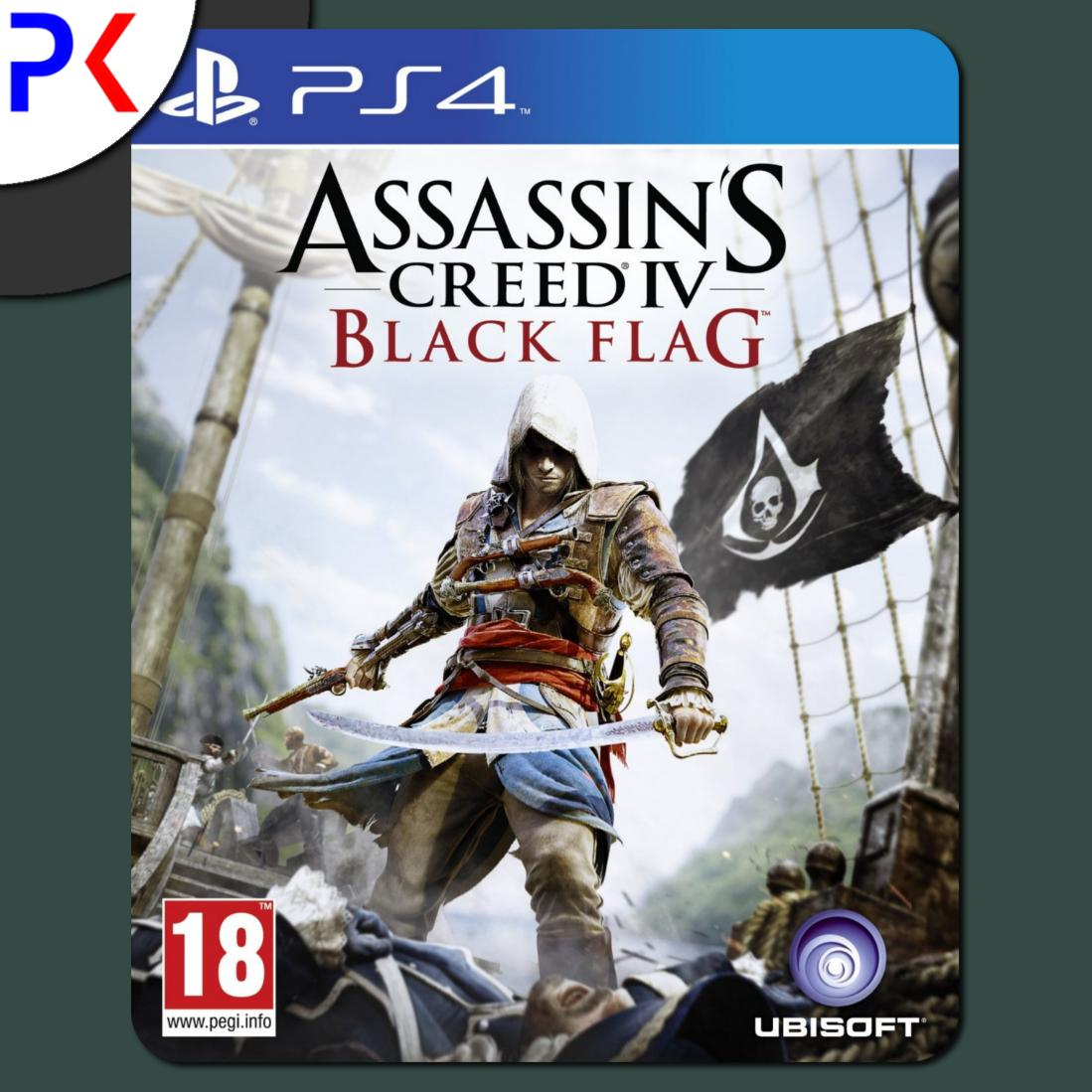 Compare Price Ps4 Assassin S Creed Iv Black Flag R1 On Singapore
