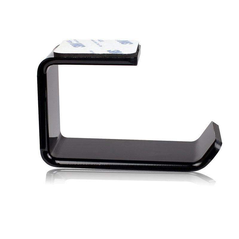 Durable Headphone Headset Holder Hanger Earphone WallDesk Display Stand Bracket Hanger Headphone Accessories (1)