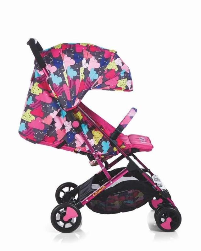 Cosatto Woosh Stroller - Fairy Clouds (With Front Bar) Singapore