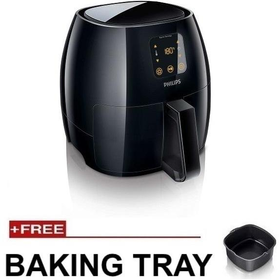 Philips Hd9240 Avance Collection Xl Airfryer With Free Baking Tray Compare Prices