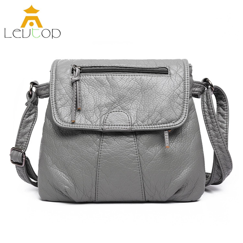 กระเป๋าเป้ นักเรียน ผู้หญิง วัยรุ่น นครราชสีมา LEVTOP กระเป๋าสะพายแฟชั่น กระเป๋าสะพายข้างและถือสำหรับผู้หญิง กระเป๋าสะพายพาดลำตัว แฟชั่นกระเป๋าสะพายพาดลำตัวไนลอนกระเป๋ากระเป๋าสะพา Sling Bag Crossbody Shoulder Bag