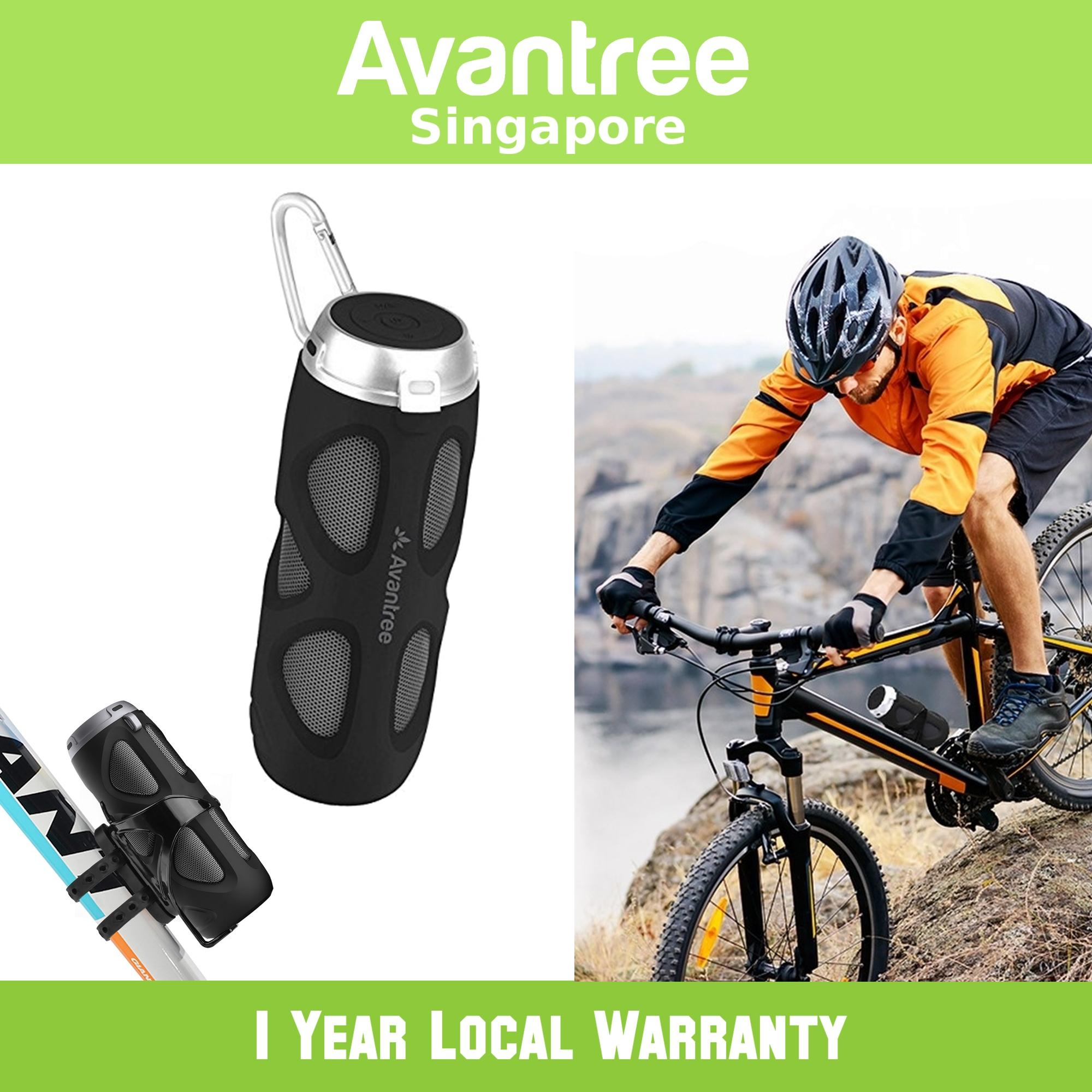 Compare Avantree Water Resistant Wireless Outdoor Bluetooth Speaker For Bicycle E Bike E Scooter