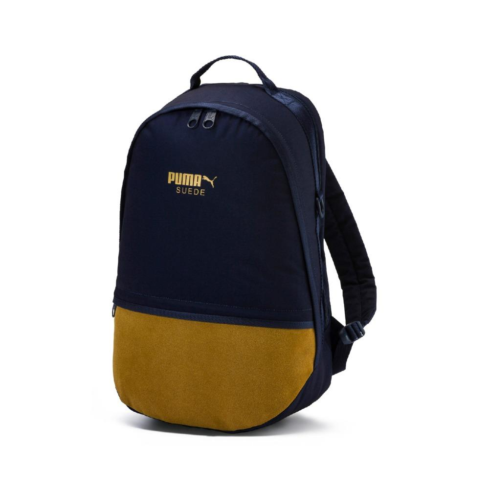 Top Rated Puma Suede Backpack Peacoat
