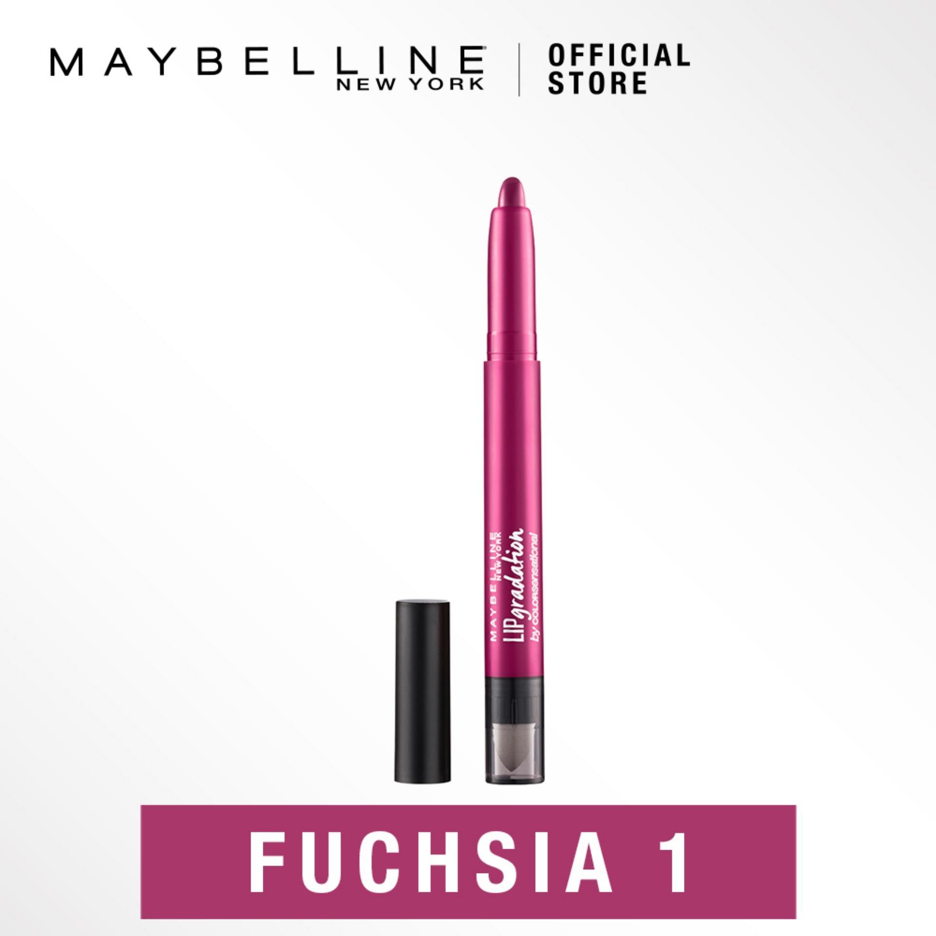 Best Maybelline Color Sensational Lip Gradation