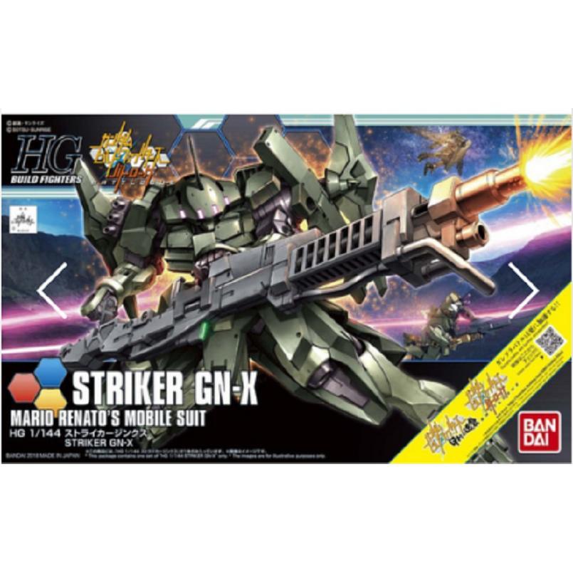 Sale Hgbf 1 144 Striker Gn X Gundam Singapore