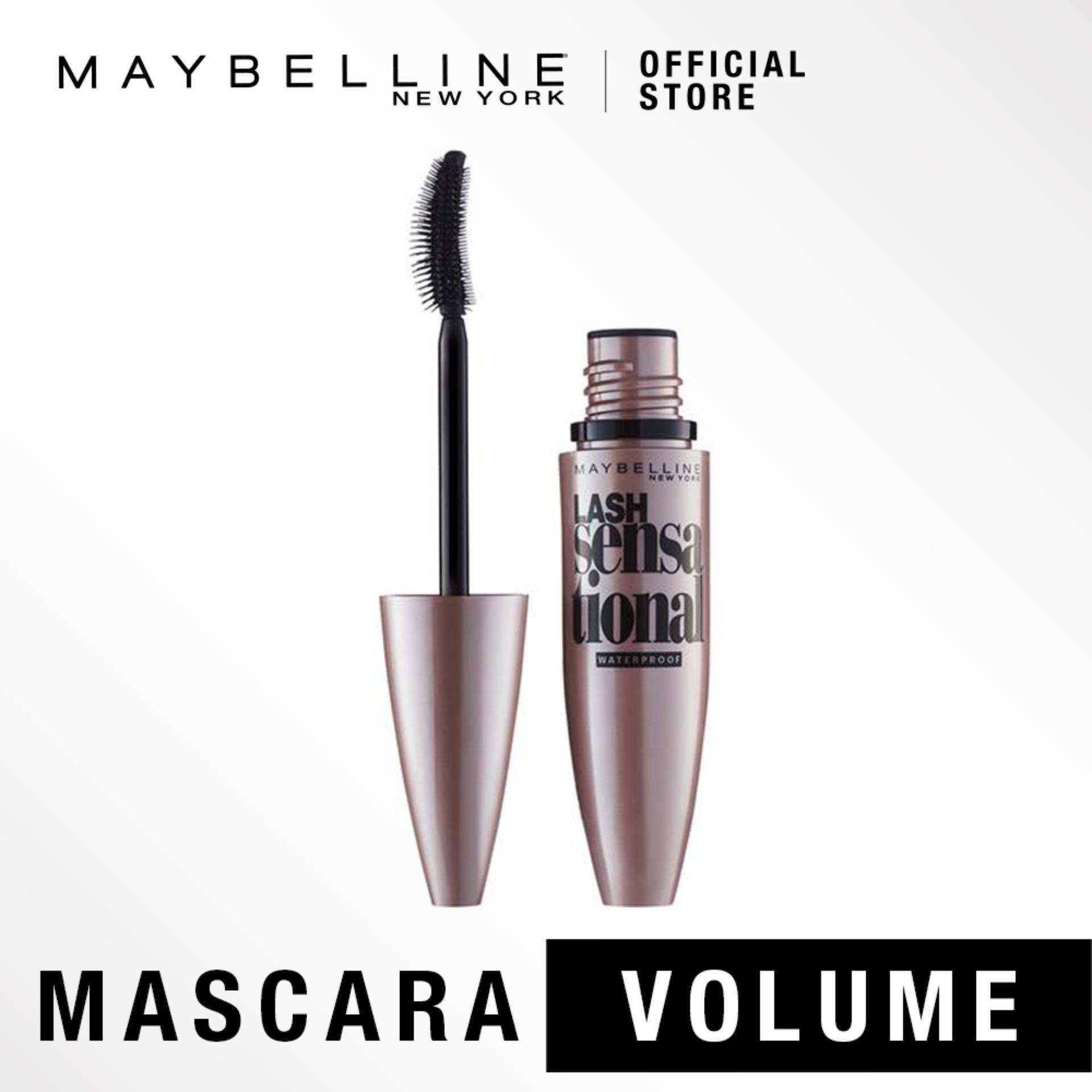 Maybelline Lash Sensational Mascara On Singapore