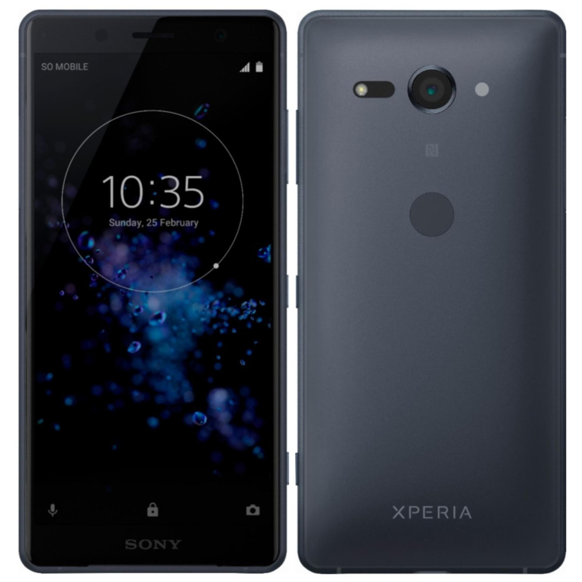 Sony Xperia XZ2 pact H8324 Dual Sim 64GB LTE Liquid Black