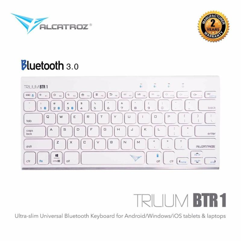Trilium BTR 1 Ultra Slim Universal Bluetooth Keyboard