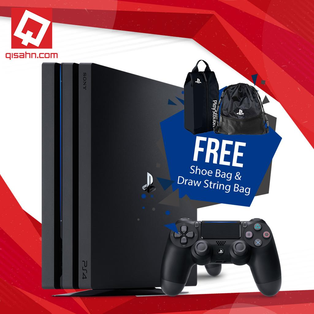 Cheap Local Sony Ps4 Playstation 4 Pro Console 1Tb Black Online