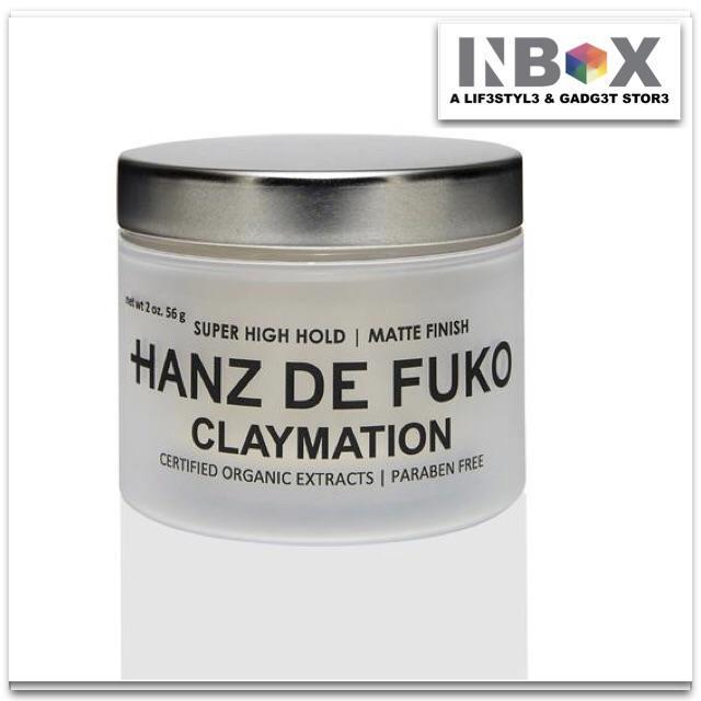 New Hanz De Fuko Claymation
