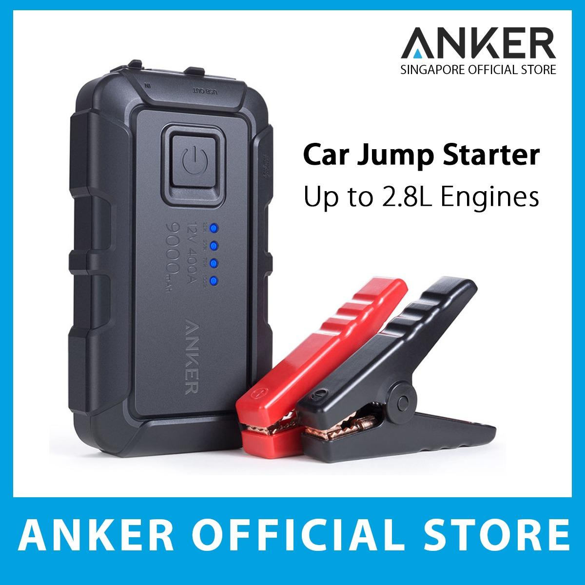 Sale Anker Powercore Car Jump Starter Mini 9000Mah 400A Anker Online