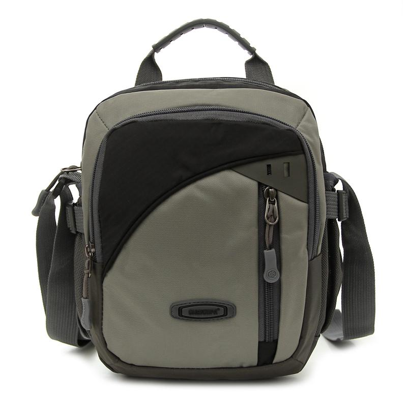 5b23f15b89 Unisex casual waterproof messenger bag