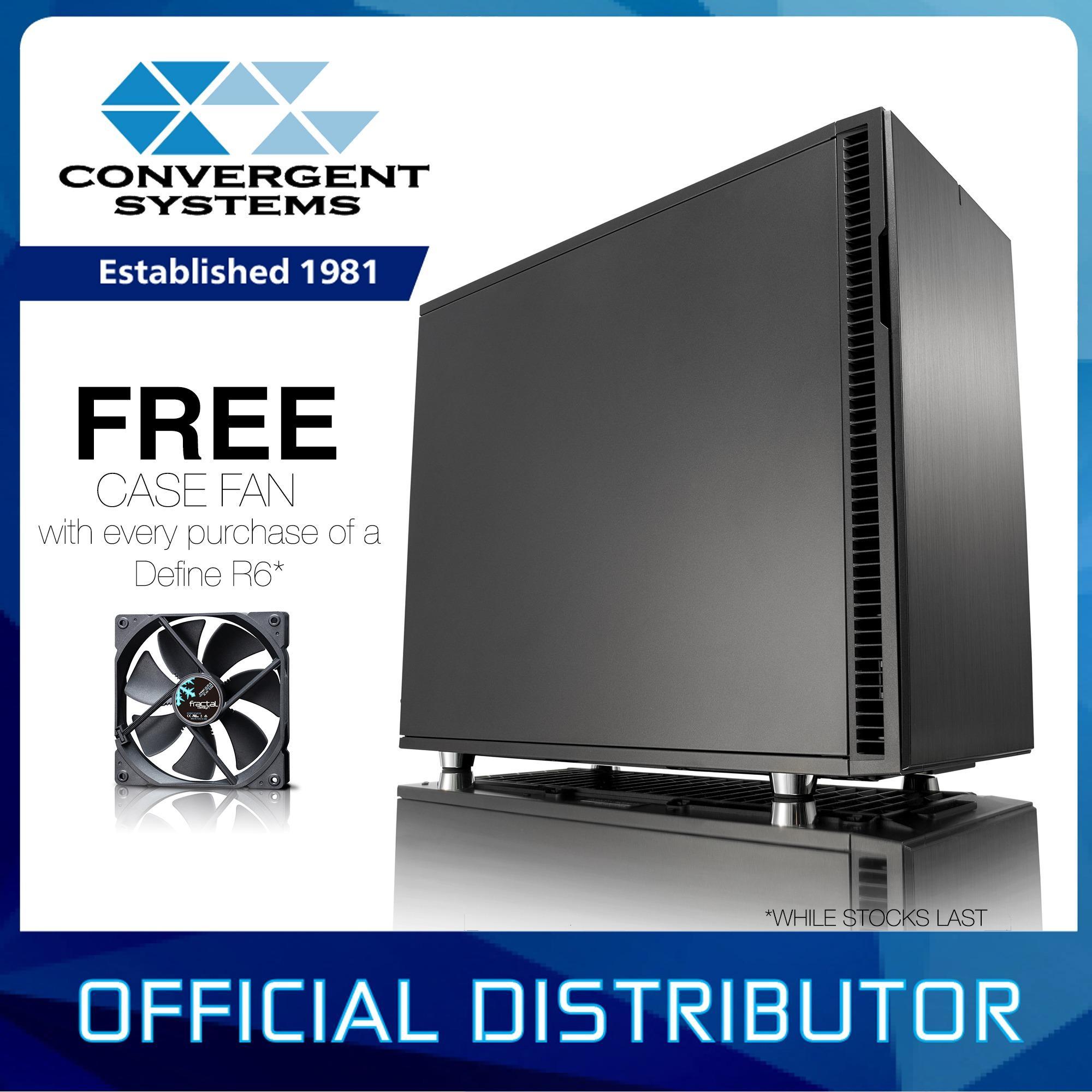 Fractal Design Define R6 Atx Casing Online Exclusive Promotion On Line