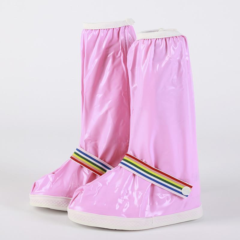 Hari Hujan anak-anak Ukuran Panjang Tahan Air sarung sepatu anti hujan Anti  Selip tahan 4287031e32
