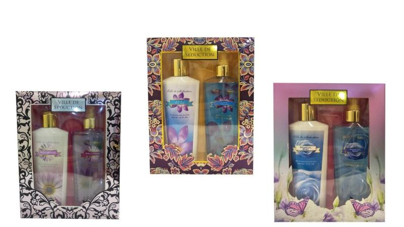 Buy Romantic gift sets buy 2 get one free - spell bound , love trance , sensual mist ( limited time offer) Singapore
