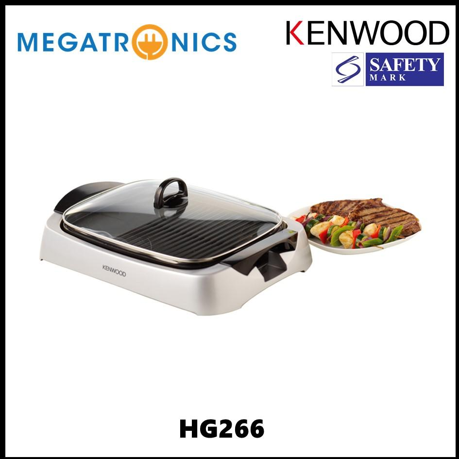 Get The Best Price For Kenwood Health Grill Hg266