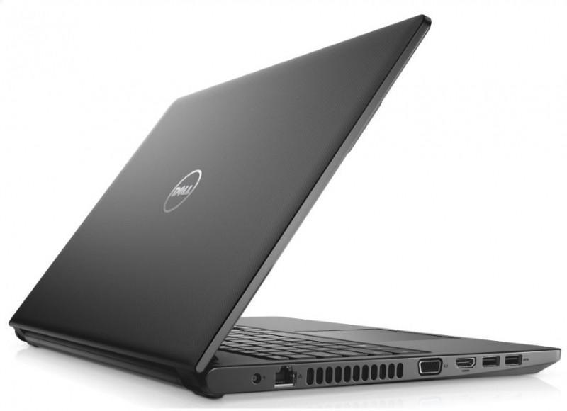 [New Arrival] Inspiron 15 (3576) 3000 series Laptop i5-8250U Processor (6MB Cache, up to 3.4GHz)4GB 1TB AMD Radeon 520 Graphics with 2GB GDDR5 DVD Drive 15.6-inch FHD (1920 x1080) Anti-Glare LED-Backlit  Windows 10 professional 64bit DisplayBlack