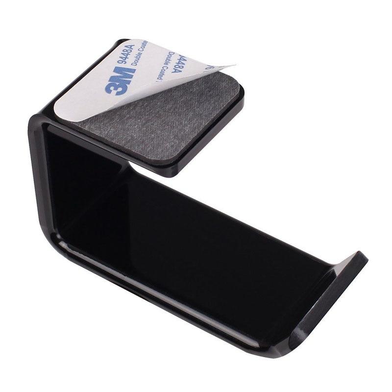 Durable Headphone Headset Holder Hanger Earphone WallDesk Display Stand Bracket Hanger Headphone Accessories (3)