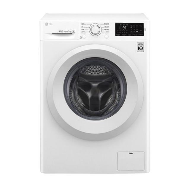 Price Lg 7Kg Washing Machine Fc1270N5W Online Singapore