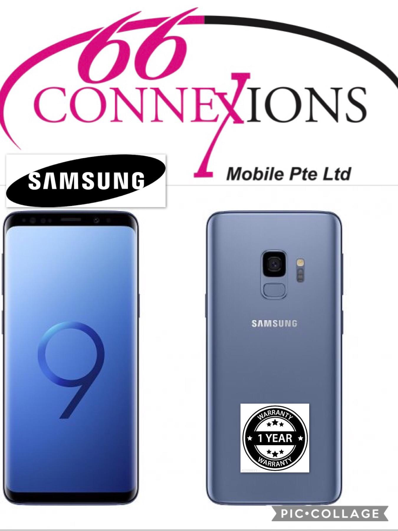 Discounted Telco Samsung Galaxy S9 64Gb
