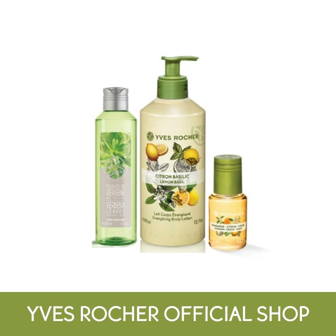 Price Yves Rocher Beautiful Body Set Online Singapore
