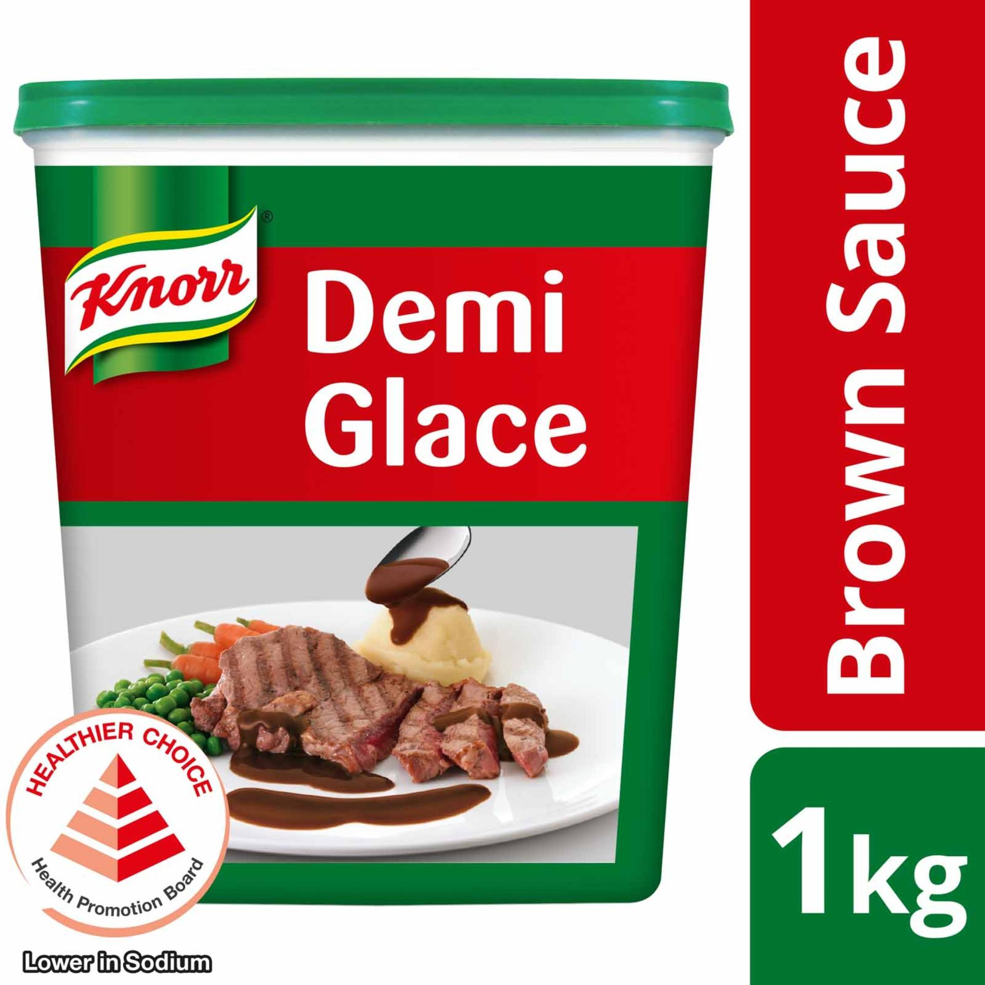 Low Price Demi Glace Sauce Knorr 1Kg