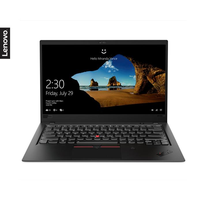 Lenovo ThinkPad X1 Carbon: 14.0 FHD IPS AG i7-8550U 16GB LPDDR3 1TB SSD