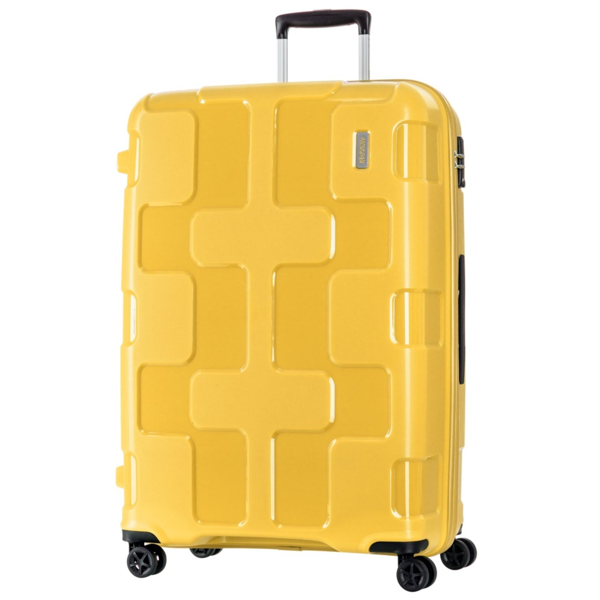 Sale American Tourister Rumpler Spinner 82 31 Tsa Golden Yellow Singapore