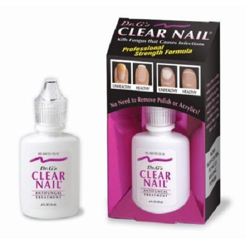 Dr G Clear Nails Anti Fungal Treatment 14.7ml By Star-Whaley