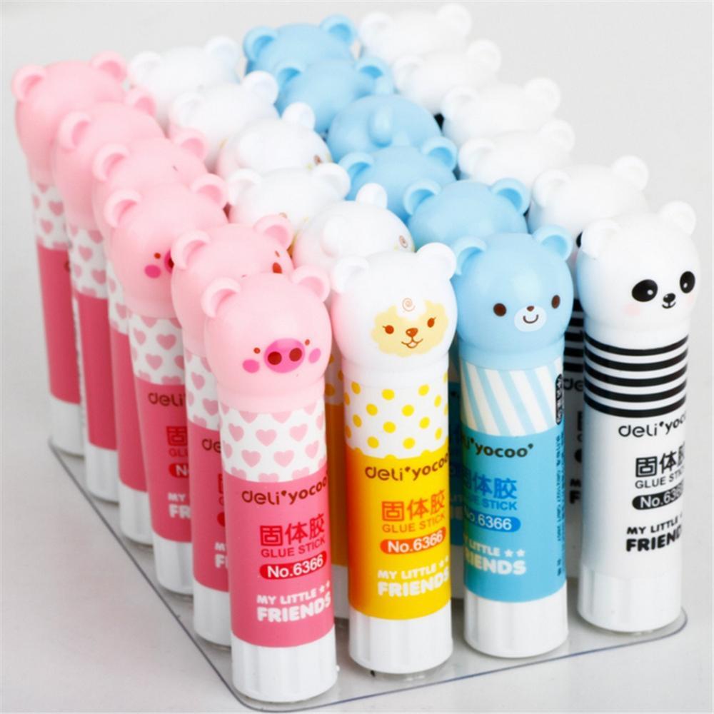 Mua 4pcs Glue Stick Student High Viscosity Stick Paper Sticker Stationery Office Supplies 8.3 Cm X 2 Cm - intl