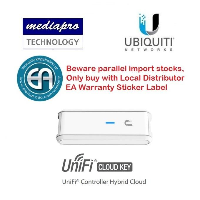 Sale Ubiquiti Uc Ck Unifi Cloud Key Local Distributor Warranty Hybrid Cloud Device Management Singapore