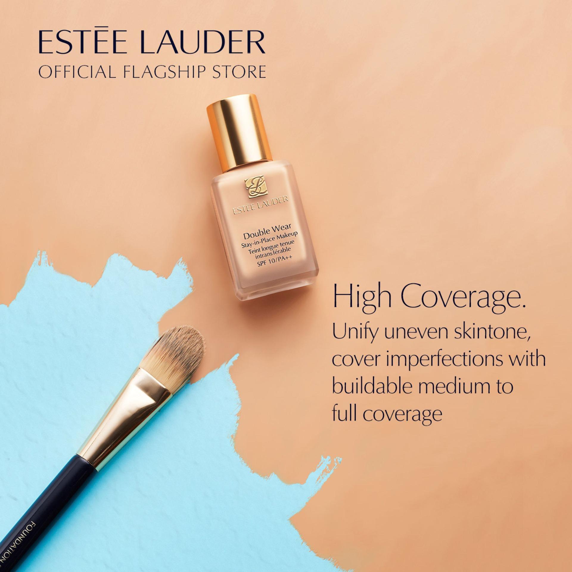 Estee Lauder Foundation Double Wear Stay In Place Spf 10 2w1 Sand 36 Wood Mystique Edp Parfum Wanita 100 Ml Original Makeup