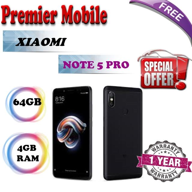 Sale Xiaomi Redmi Note 5 Pro Local 64Gb 4Gb Ram Online Singapore
