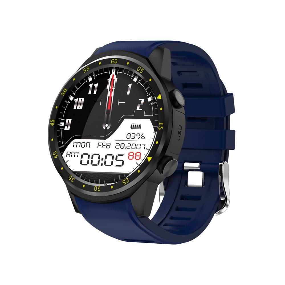 Beseneur F1 Sport Smart Watch with GPS Camera Support Stopwatch Bluetooth Smartwatch SIM Card Wristwatch for