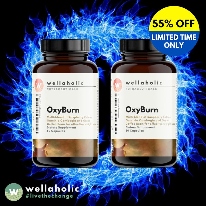 OxyBurn Weight Management (Amazing One for One Pack)